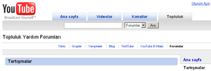 türkçe youtube