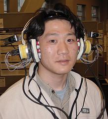 bakış dedektörü kulaklık