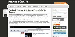 iPhone Turkey