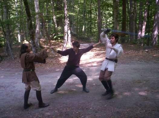 Özellikle dövüş sahnelerine çok profesyonelce hazırlanılmış.