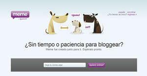 Yahoo!'nun İspanyolca Meme'si