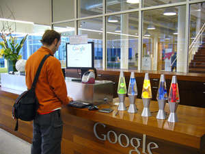 google mountain view genel merkezi