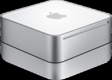 mac mini erken 2009