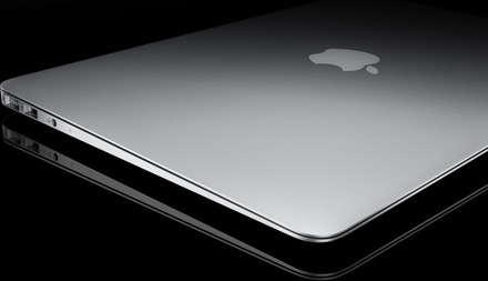 apple macbook air late'10