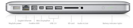 apple macbook pro 13¨ mid 2010