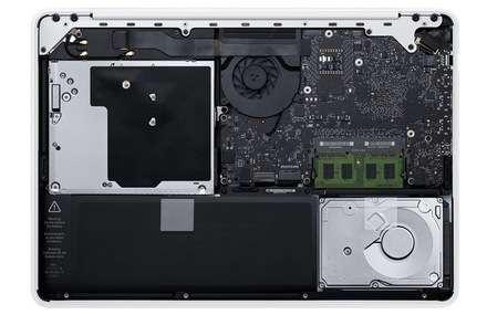 macbook late '09
