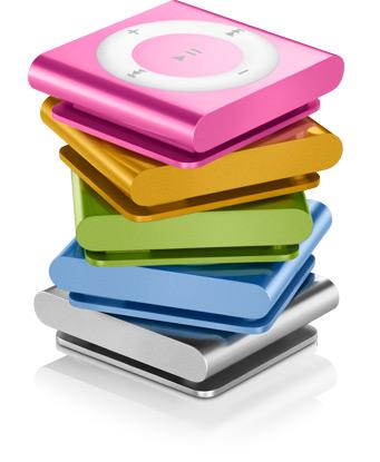 apple ipod shuffle 4.g