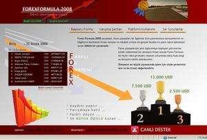 Forex Formula 2008