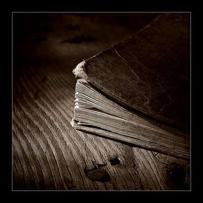 Bir kitap misali...