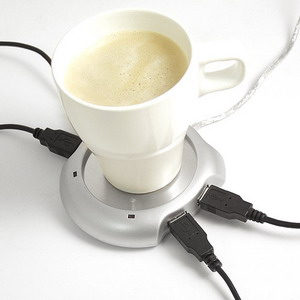 USB Hotplate/4-Port Hub