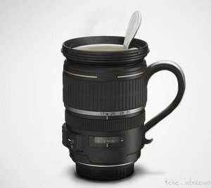 A photographer's mug