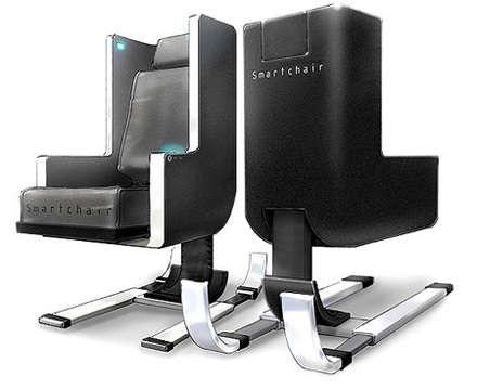 Akıllı Ofis Sandalyesi