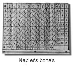 napier'in kemikleri