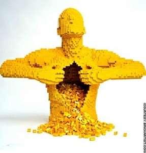 lego da sanat mıdır?