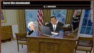 wikileaks game