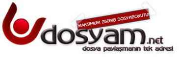 yeni dosya paylaşım sitesi. dosyam.net