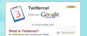 Twitter Cal
