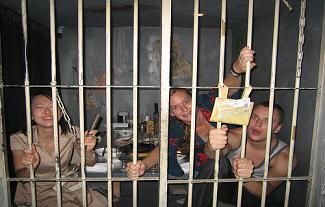 alcatraz restaurant, tokyo
