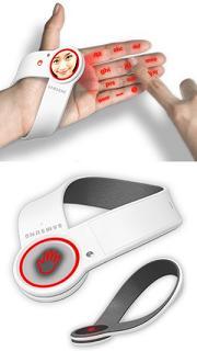 finger phone
