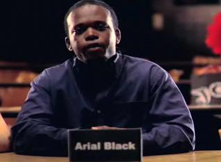 font konferansında arial black :)