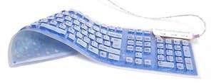 sarılabilir klavye