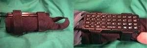 bilek klavyesi