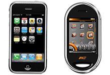 iphone vs moko