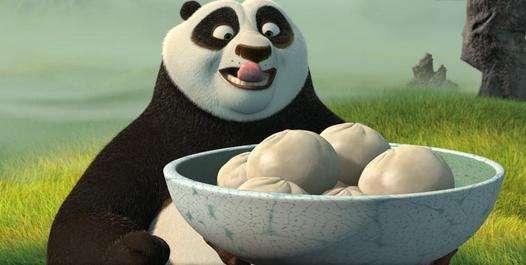 yemek mi? kung fu mu?