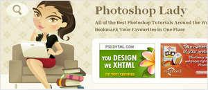 Photoshop Lady